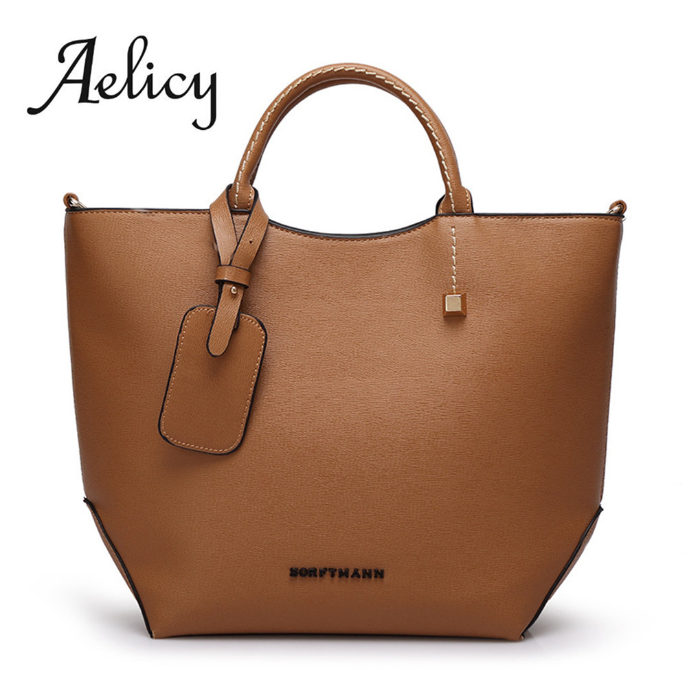 Fashion Aelicy High Quality Style Designer Handbag Bucket Shoulder Bag Women Leather Handbags sac a main femme de marque luxe fashion handbags pochette women bag patent leather bag luxury handbag women bag designer shoulder bag sac a main femme de marque