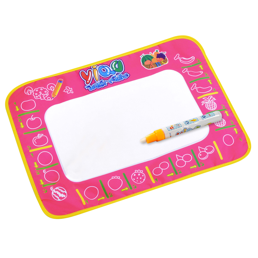 Kids online coloring and painting games - 1pcs Baby Kid Painting Board Kids Doodle Water Drawing Mat Canvas Game Blanket 48x38cm Children Practise