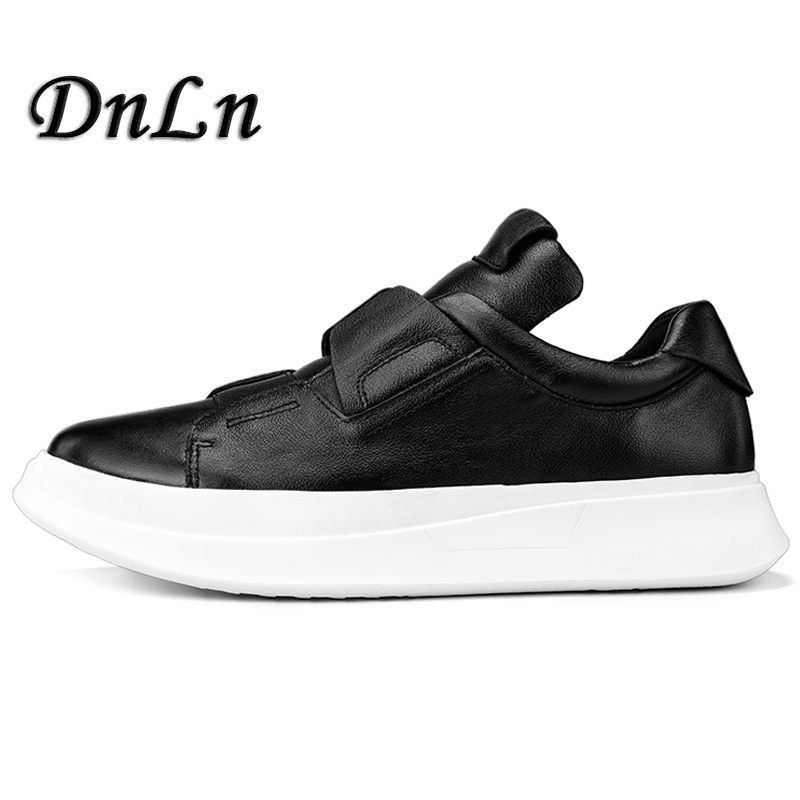 Genuine Leather Shoes Men Casual Moccasins Mens Slip-On Loafers Breathable Driving Black Shoes D30 men s full grain leather shoes casual crocodile driving shoes slip on boat shoes fashion moccasins for men s loafers new quality