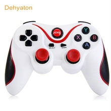 Dehyaton T3 Android Wireless Bluetooth Gamepad Gaming Remote Controller Joystick BT 3.0 for Android Smartphone Tablet PC TV Box