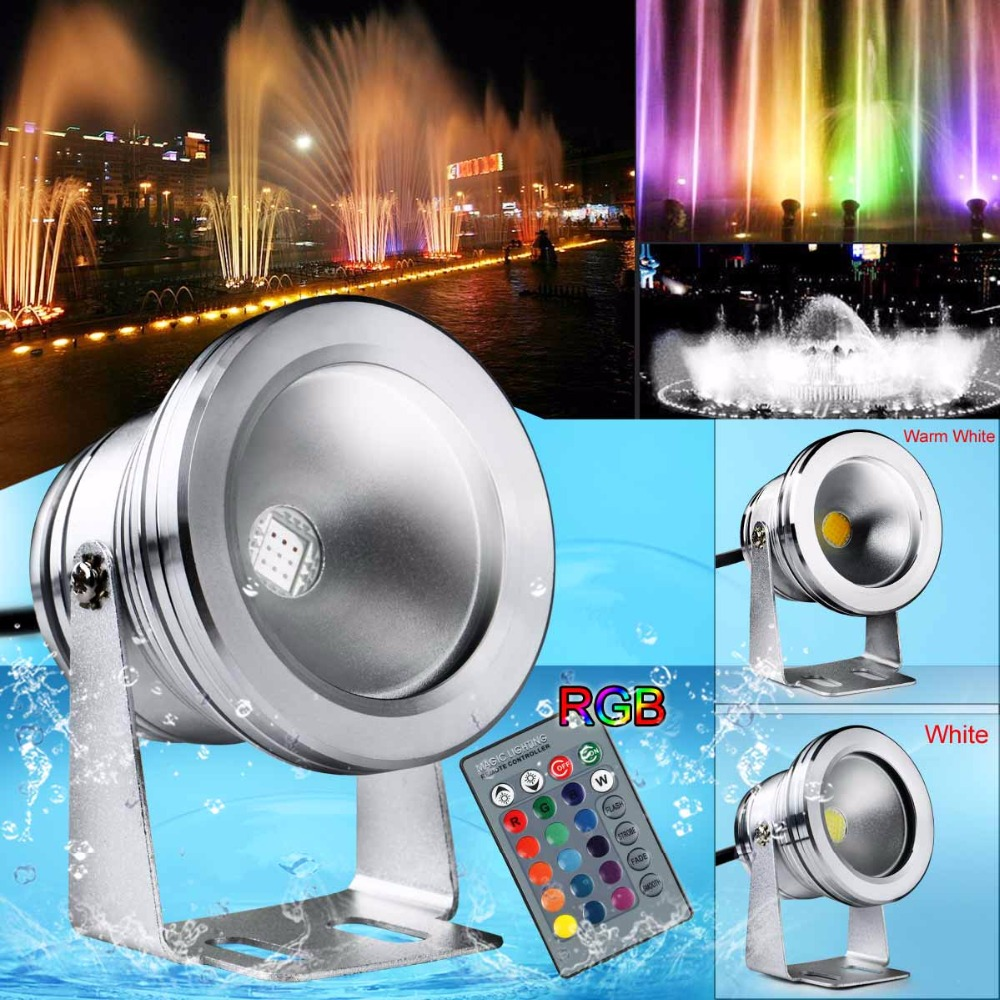 High Quality Not Waterproof 4 main colors LED colors Projector Lamp Spotlight 12V/85V-265V Warm White/White/RGB Low consumption