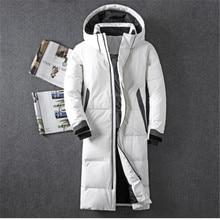 Galleria goose down long coats men all'Ingrosso Acquista a