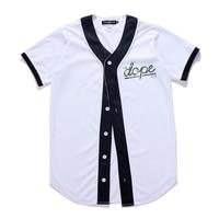 Floral Baseball Shirt New York T Shirt Men Baseball Mesh Jersey Men Unisex Hip Hop Floral T Shirts Striped Tee TSHIRT Size M~3XL