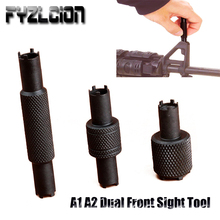 Tactical Airgun Air Aifle AR Front Sight Adjustment Tool Model 4 AR15 5 Prong A1 A2 Dual