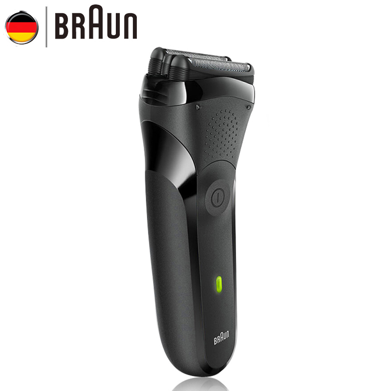 Braun Electric Shaver For Men Personal Care Razor Washable Floating Head Electric Razor Shaving Product Safety Shaver 300S
