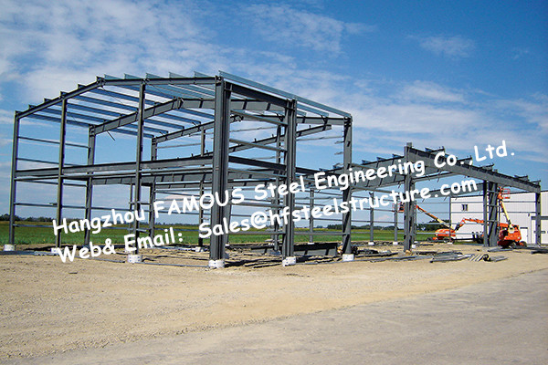 Australia New Zealand Standard AS/NZS Certified Structural Steelworks Building And Contracting In China