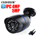 H.265 широкая ip-камера 1080P 4MP 5MP Электронная почта оповещения XMEye ONVIF P2P Обнаружение движения 48V наружняя камера видеонаблюдения POE CCTV камера нару...