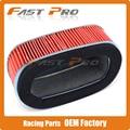 Filtro de ar da motocicleta cleaner para honda crm250 xr250 baja xr350 xr250l xr250r xr400r xr440 xr600r xr600l
