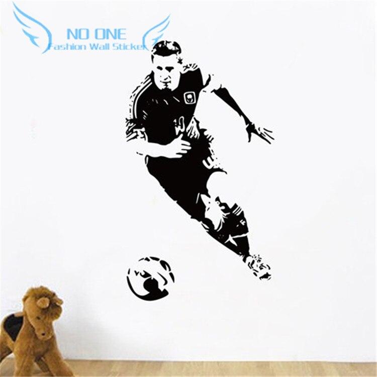 Soccer Wall Decor popular soccer wall decor-buy cheap soccer wall decor lots from