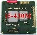 Lifetime warranty Dual Core i5 430M 2.26GHz 430 Notebook processors Laptop CPU PGA 988 Official version  Computer Original