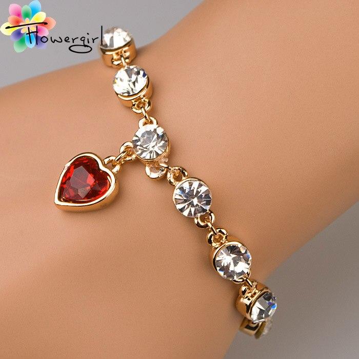 gold chain bracelet for girls