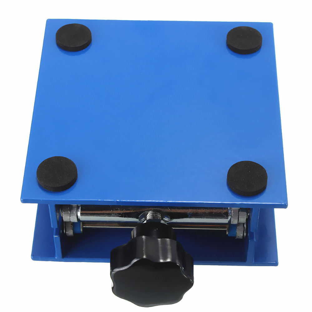 """Image 5 - 4x4"""" Lab Lift Lifting Platforms Stand Rack Scissor Lab Lifting Aluminum 4cm 15cm-in Furniture Accessories from Furniture"""