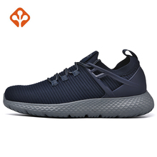High Quality SALAMAN Mens Mesh Sport Outdoor Running Sneakers Shoes For Men Gym Jogging Man Deportivas