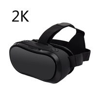 VR All In One Glasses 3D Virtual Reality Glasse VR Virtual PC Google Headset For PS4 PS 4 Xbox One 2560*1440P Android 5.1