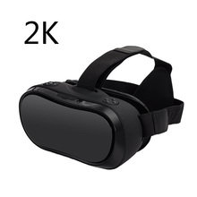 VR All In One Glasses 3D Virtual Reality Glasse VR Box Virtual PC Google Headset For PS4 PS 4 Xbox One 2560*1440P Android 5.1