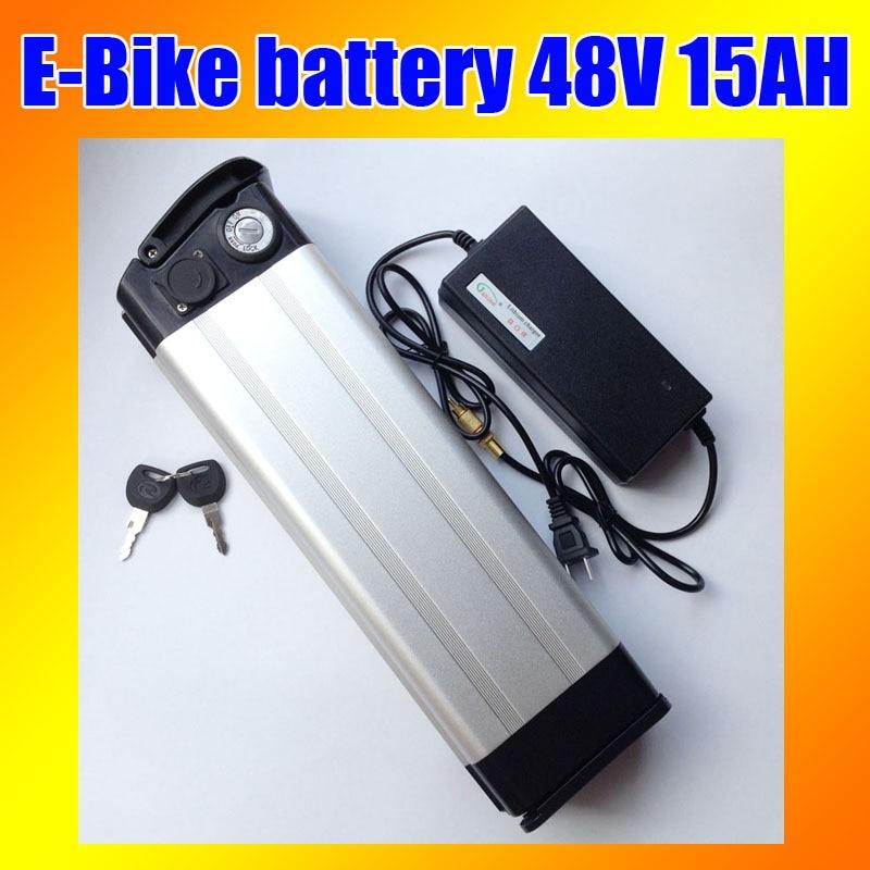 48v li-ion batteries ,48V 15AH Battery Electric Bike charger ,BMS - Shenzhen siyuan energy technology co., LTD store