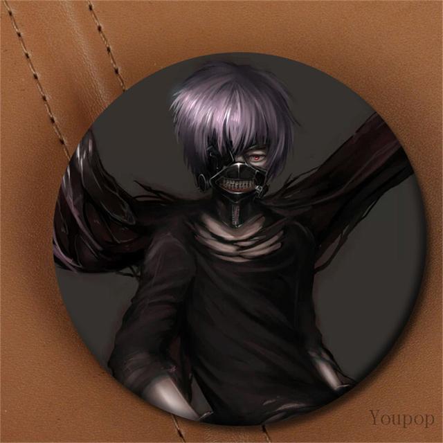 Tokyo Ghoul Brooch Pin Badge