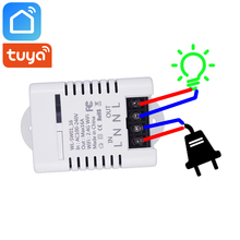 Tuya Smart Life Wifi Switch Relay 10A 16A Wireless Remote Control Works With Alexa Google Home Mini IFTTT