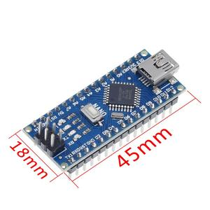 Image 5 - TZT 10 шт. контроллер Nano 3,0, совместимый с arduino nano CH340, usb драйвер с кабелем NANO V3.0