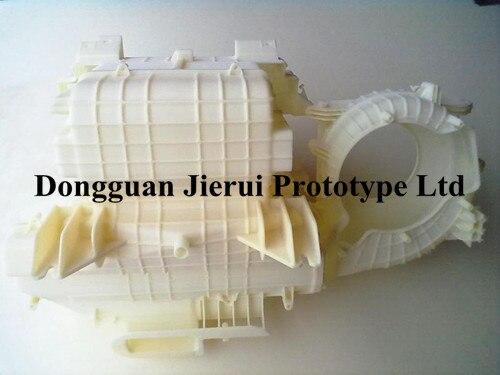 ФОТО CNC machining soft silicone prototype,3d printing service and SLA