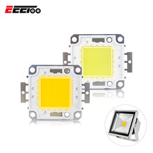 White Warm White 3W 10W 20W 30W 50W 100W LED Light Chip DC10-32V COB Integrated Lamp Matrix Chip DIY Floodlight Spotlight Bulbs(China)