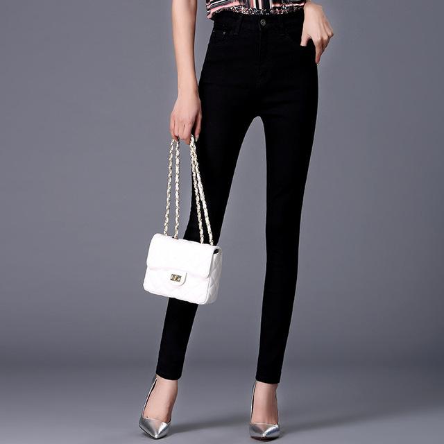 High Waist Jeans For Women