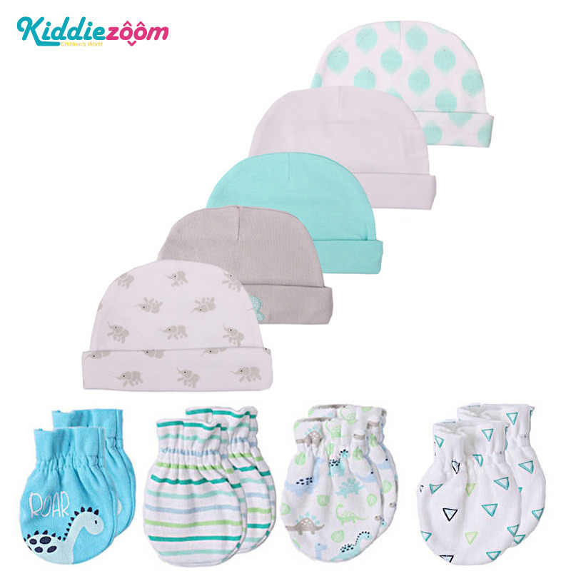 2019 Infant Baby Boy Accessories Set Caps+Hats for Boy&Girls Newborn Baby Photography Props casco protector cabeza bebe Roupa de