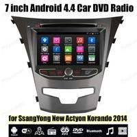 Android4 4 Car DVD Support TPMS GPS DVR DAB OBDII BT 3G WiFi FM AM Quad