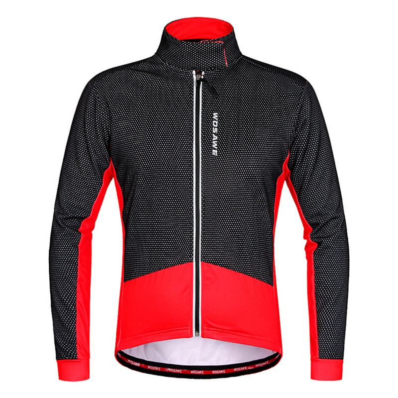 windproof cycling jacket men women thicken winter spring bicycle clothing green red windstopper wind coat thermal