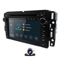 2G ram Android 8,1 Wifi Автомобильный dvd плеер для GMC Yukon Denali Acadia Savana Sierra Chevrolet Express traerse Equinox Бесплатная камера