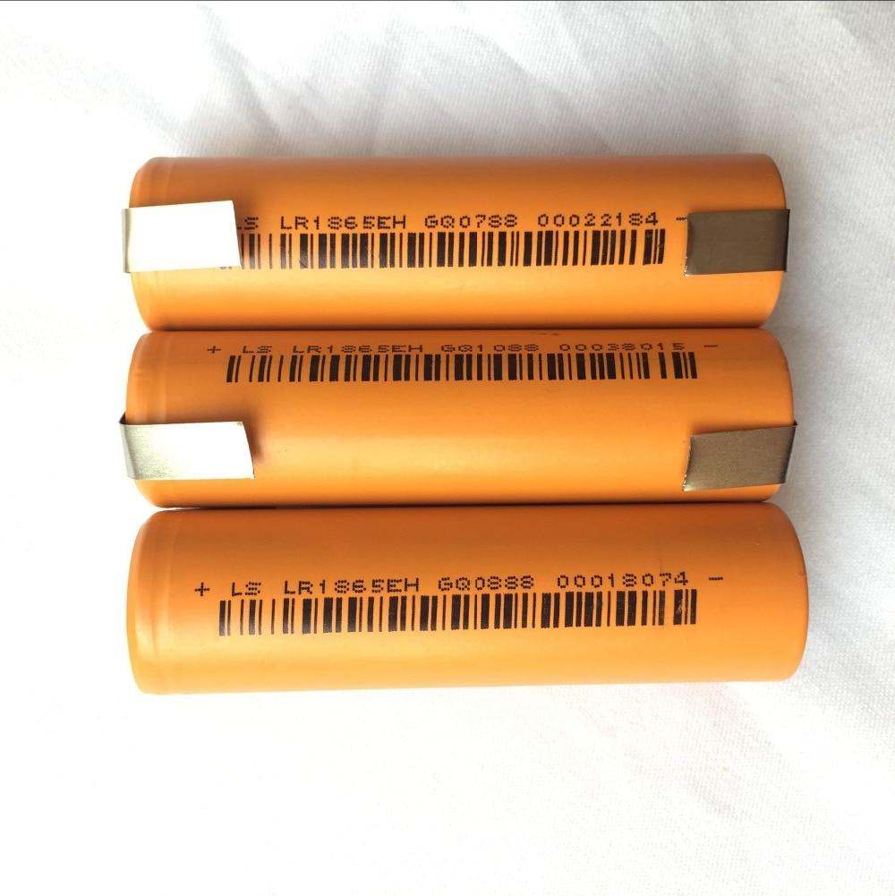 Baterias Recarregáveis 2 pçs/lote 18650 3.2 v Capacidade Nominal : 1351-2199 MAH