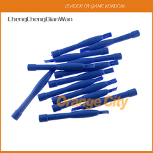 ChengChengDianWan high quality Plastic Pry Bar Opening Repair Tools Round Handle Bent Head opening tool for Xbox 360 300pcs/lot