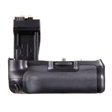 Вертикальный Батарейная ручка BG-E8 для Canon 550D 600D 650D 700D T5i T4i T3i T2i как MK-550D
