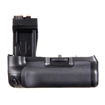 Pionowy uchwyt baterii BG-E8 dla Canon 550D 600D 650D 700D T5i T4i T3i T2i jak MK-550D tanie i dobre opinie MEKE For canon 550D 600D 650D 700D T5i T4i T3i T2i Device-Specific China A brand-new unused AE lock FE lock Index Reduce button