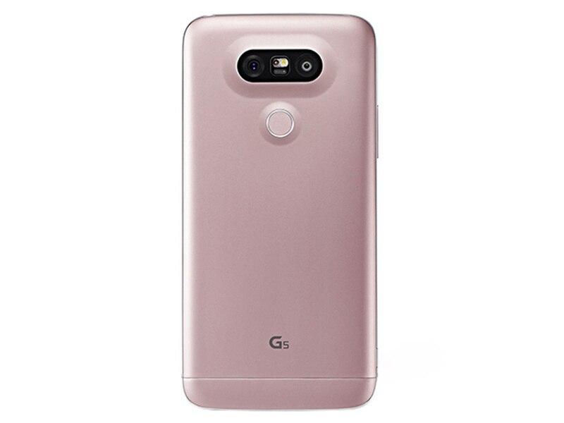 """LG G5 разблокированный сотовый телефон 5,"""" H820 H850 H860 H860 4 Гб ОЗУ 32 Гб ПЗУ отпечаток пальца 4G-LTE(без иврита langage"""