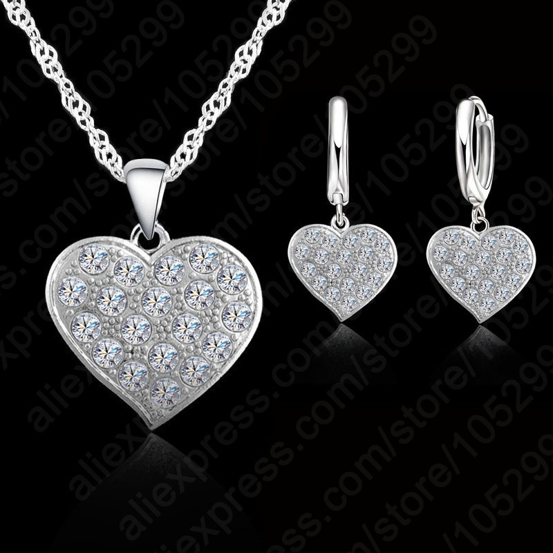 Best Top Bijoux Set 925 Brands And Get Free Shipping A388