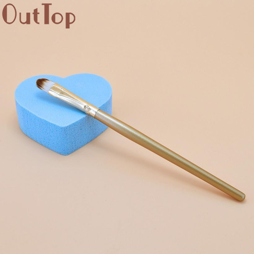 OutTop New Pro Makeup Cosmetic Brushes Powder Foundation Eyeshadow Contour Brush Tool Multi-Function Brush Cosmetics 2017 May5 beauty girl pro makeup cosmetic brushes powder foundation eyeshadow contour brush tool nov 11