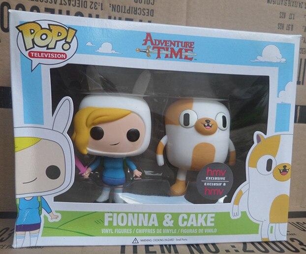 Fionna And Cake Funko Pop