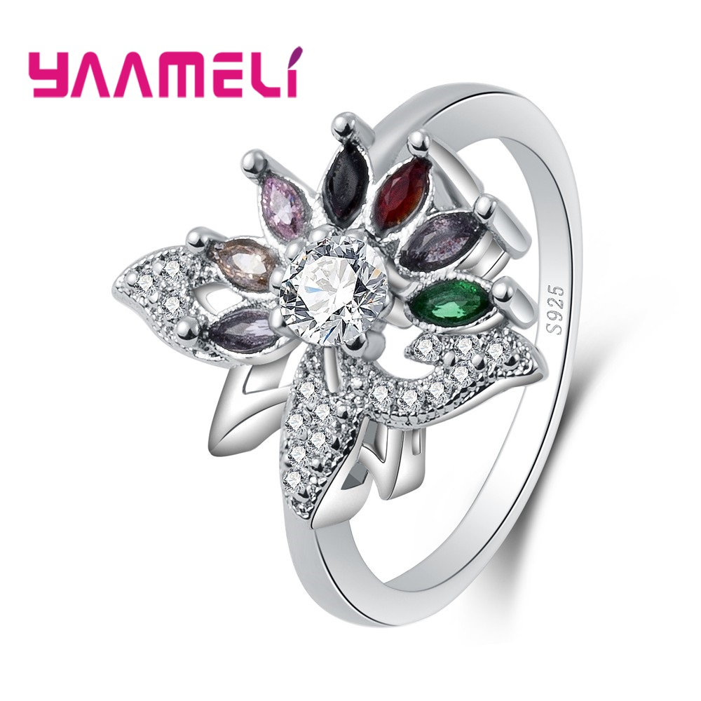 Women Finger Ring With...