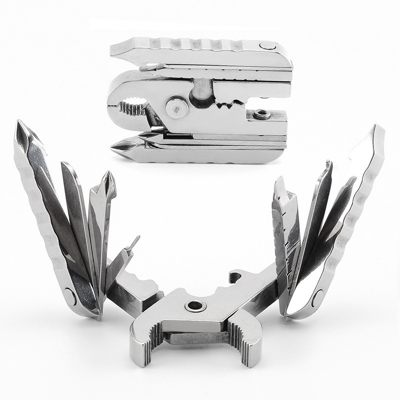 folding Knife Multi Tool Pliers EDC Tools Multitools Folding Pliers Fishing Pliers crimping tool wire stripper crimping tool