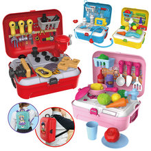 72c4ac327f Caldo Del Bambino In Miniatura Da Cucina In Plastica Giochi di imitazione  Cibo Giocattoli Per Bambini con Musica Leggera Per Bam.