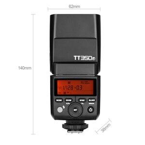 Image 3 - Godox Mini Speedlite TT350C TT350N TT350S TT350F TT350O TT350P Camera Flash TTL HSS for Canon Nikon Sony Fuji Olympus Pentax