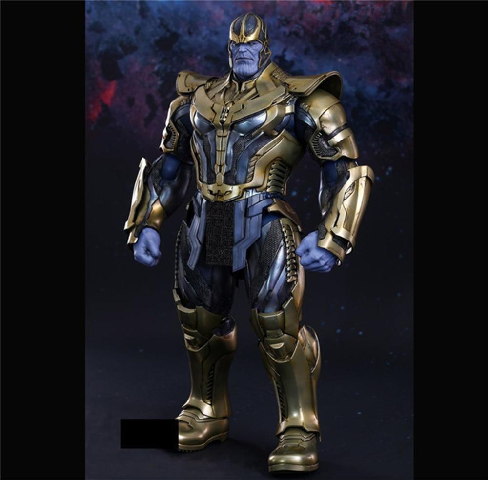 Jouets chauds Avengers 3 Infinity War Thanos BJD Joints mobiles PVC figurine à collectionner modèle jouets poupées 36 cm