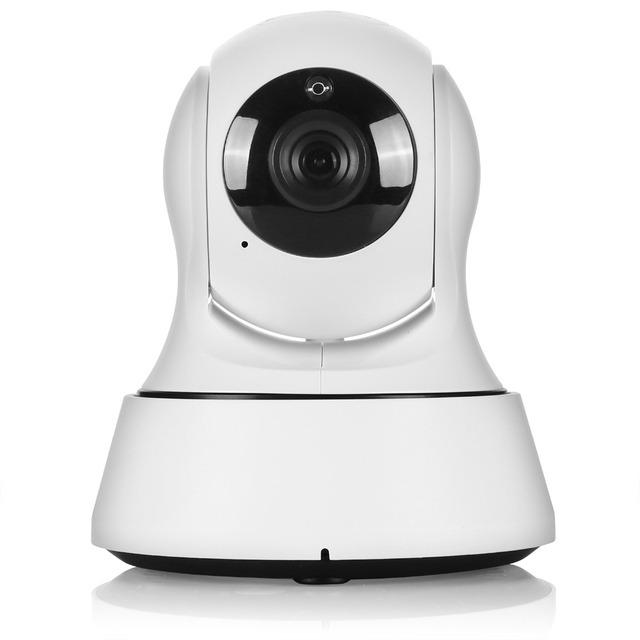 SANNCE Wifi IP Câmera HD 720 P 1MP Inteligente CCTV Sem Fio Câmera de segurança de Rede P2P Baby Monitor Home Proteção Móvel Remoto Cam