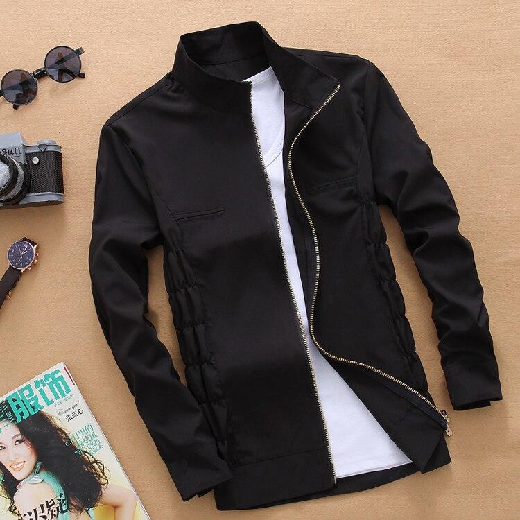 Click here to Buy Now!! 2018 продажа тонкий Для мужчин S Куртки и Пальто для  будущих мам Мода Chaqueta ... 959f67937be