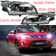 HID,2016~2018,Car Styling for Vitara Headlight,Aerio,Ciaz,Reno,kizashi,s cross,samurai,Forenza,Equator,sidekick,Vitara head lamp