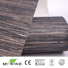 2019 MY WIND raw jute Grasscloth Wallpaper sea grass 3D wallpapers designs nature wallpaper 3d classic luxury home decoration