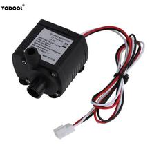 Electric Mini Water Pump Micro Water Cooling Submersible DC 12V 5m Pump PC Computer Component Water Cooling Circulation Pump