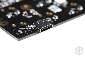 Image 5 - Xd60 xd64 3,0 PCB Custom Mechanische Tastatur Kit underglow RGB GH60 60% programmierbare mx alps stamm split spacebar typ c