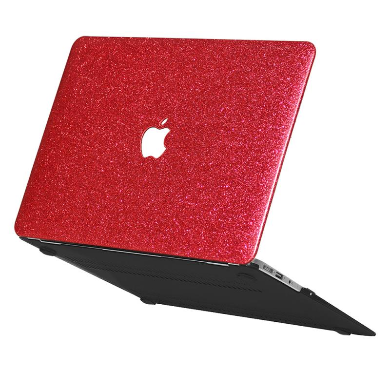 Sacoche pour ordinateur Portable Mat Poignée Brillant Notebook Case pour Macbook Pro 13.3 15.4 Retina Air 13.3